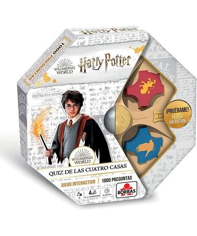 Quiz Interactivo Harry Potter