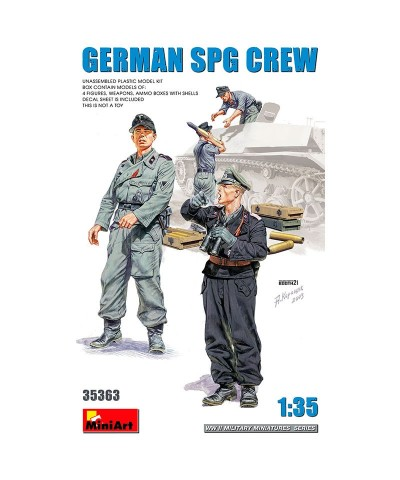 1/35 Personal Alemán SPG