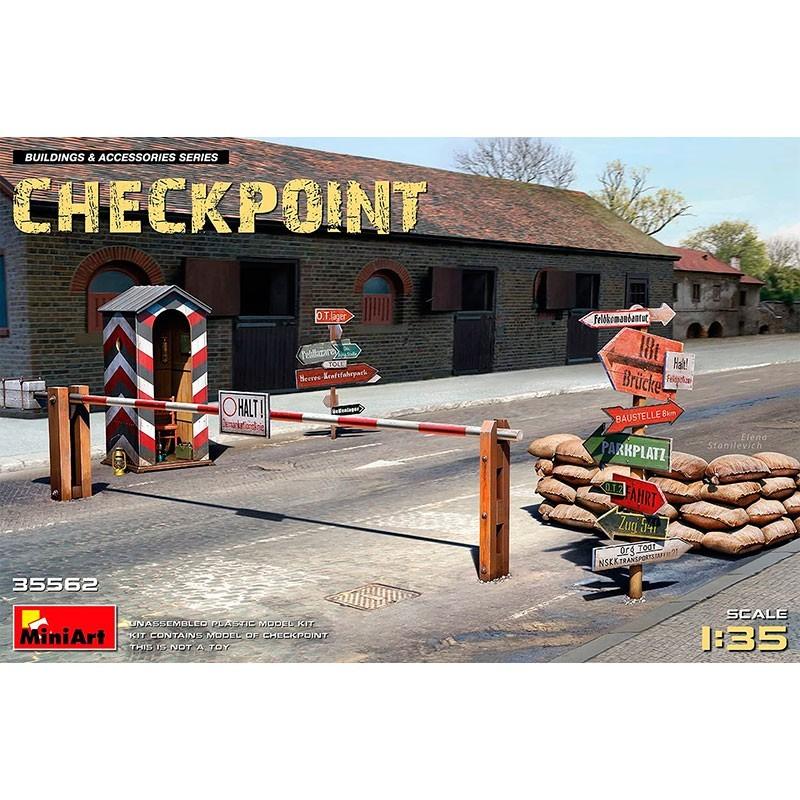 1/35 Punto de Control - Checkpoint