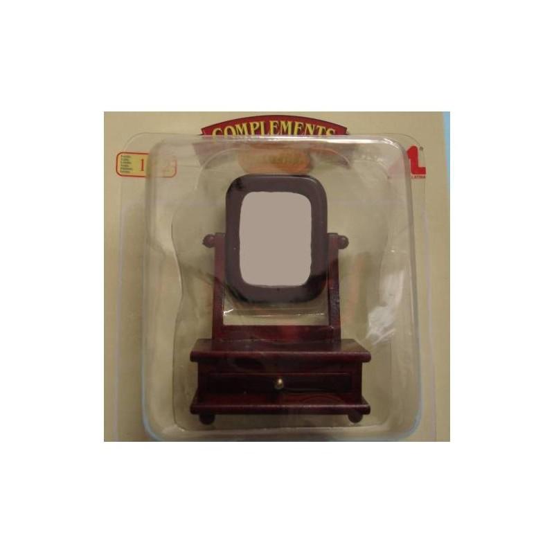 12389 Artesanía Latina. Mueble tocador con Espejo