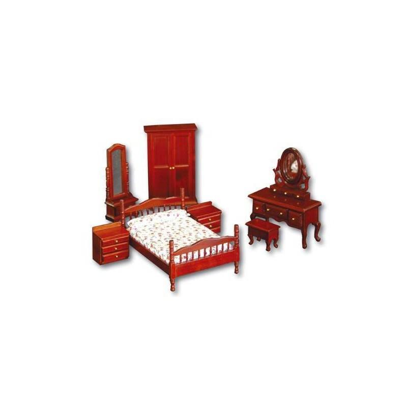 36112 Chaves. Conjunto Muebles Dormitorio Principal