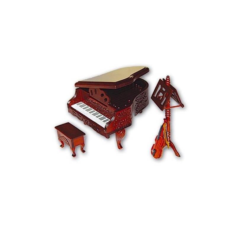 36103 Chaves. Conjunto Muebles Habitación Música