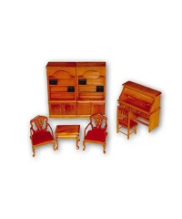 36111 Chaves. Conjunto Muebles Oficina / Biblioteca
