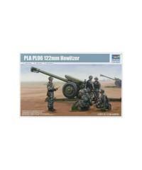 542330 Trumpeter. 1/35 PLA PL96 122mm Howitzer