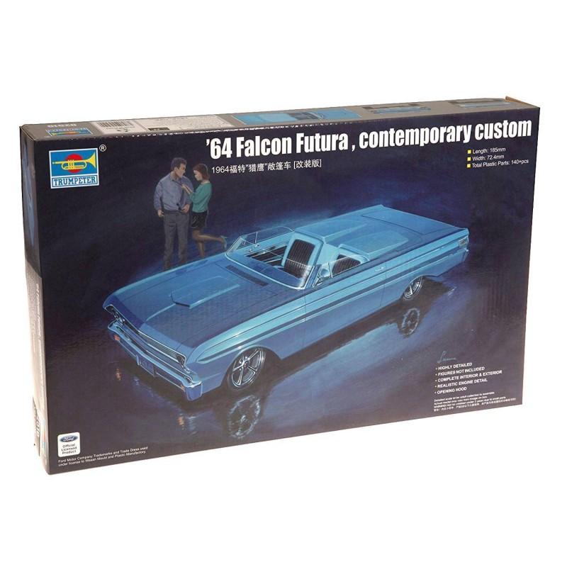 542510 Trumpeter. 1/25 1964 Ford Falcon Futura
