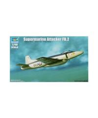 542867 Trumpeter. 1/48 Supermarine Attacker FB.2