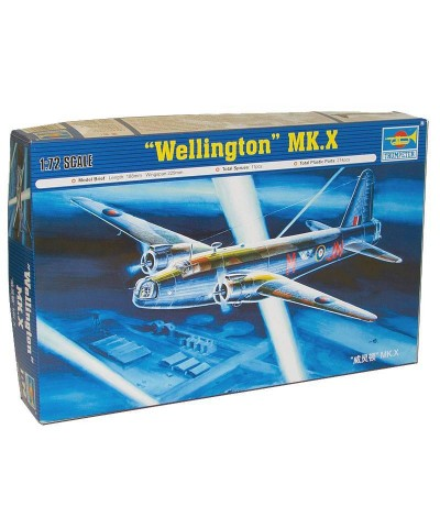 541628 Trumpeter. 1/72 Wellington MK.X