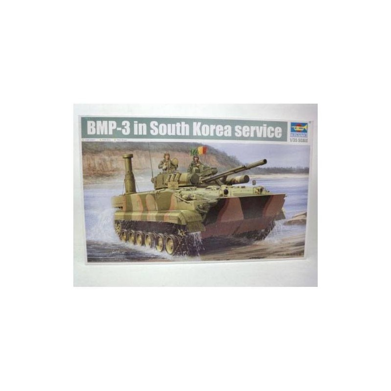 541533 Trumpeter. 1/35 Bmp-3 in South Korea Service