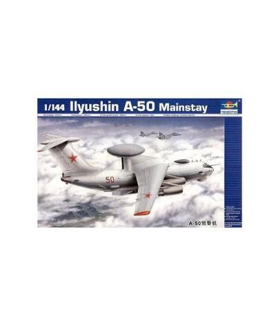 543903 Trumpeter. 1/144 Ilyushin A-50 Mainstay