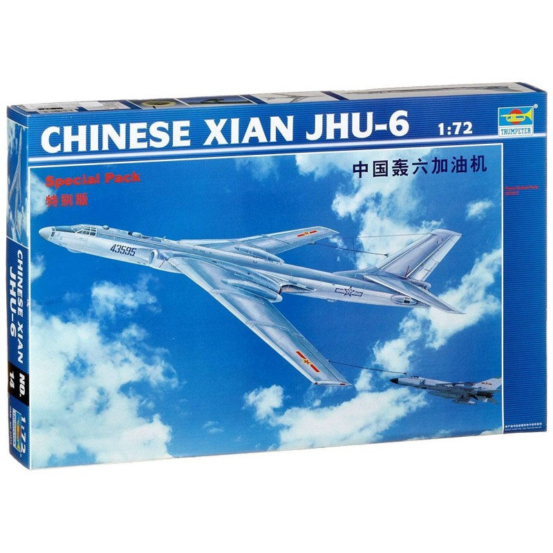 541614 Trumpeter. 1/72 CHINESE XIAN JHU-6