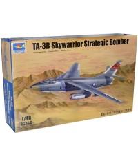 542870 Trumpeter. 1/48 TA-3B Skywarrior Strategic Bomber