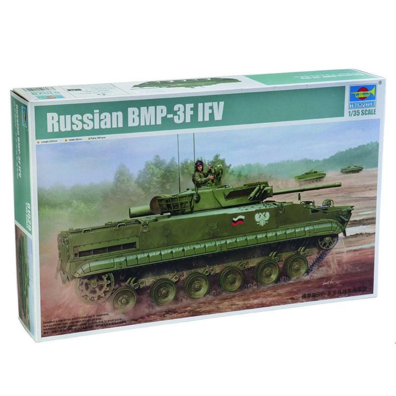 541529 Trumpeter. 1/35 Russian BMP-3F IFV