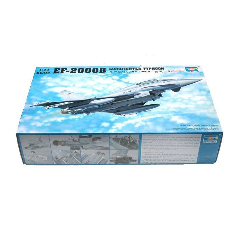 542279 Trumpeter. 1/32 EF-2000B Eurofighter Typhoon