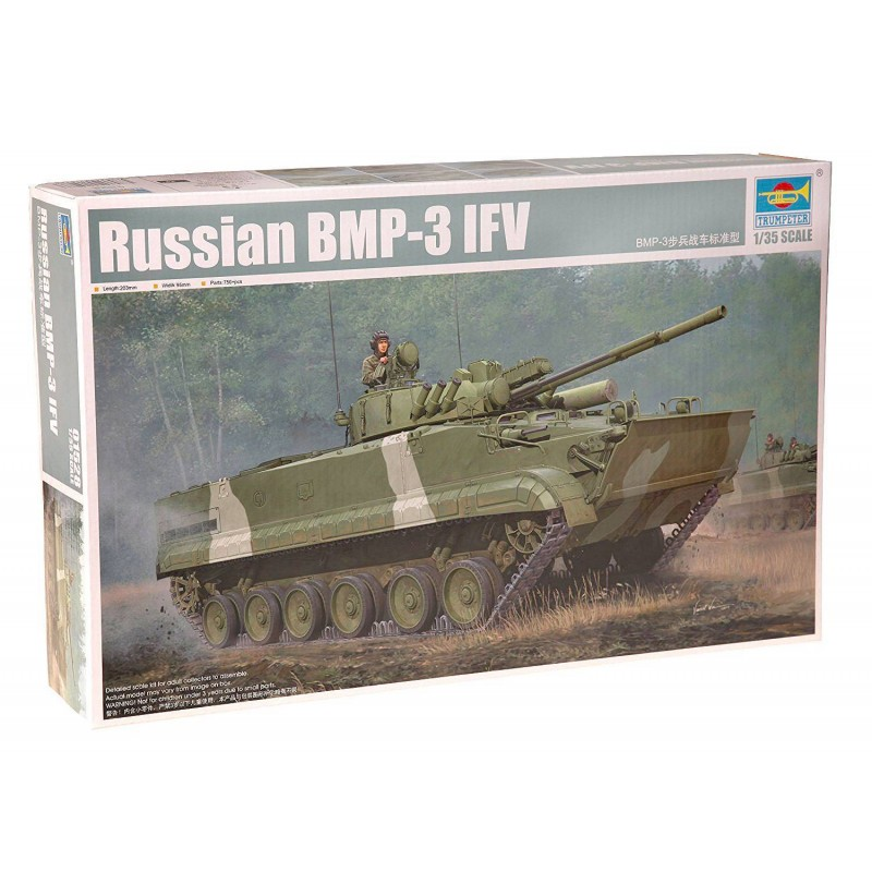 541528 Trumpeter. 1/35 Russian BMP-3 IFV