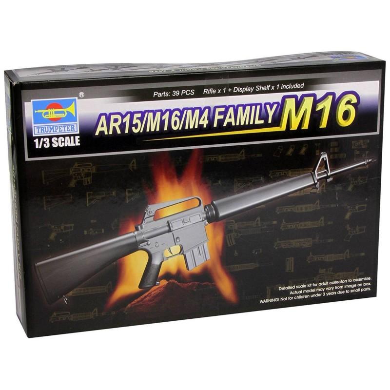 541901 Trumpeter. 1/3 M16
