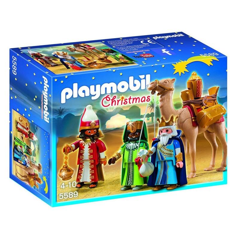 5589 Playmobil. Reyes Magos
