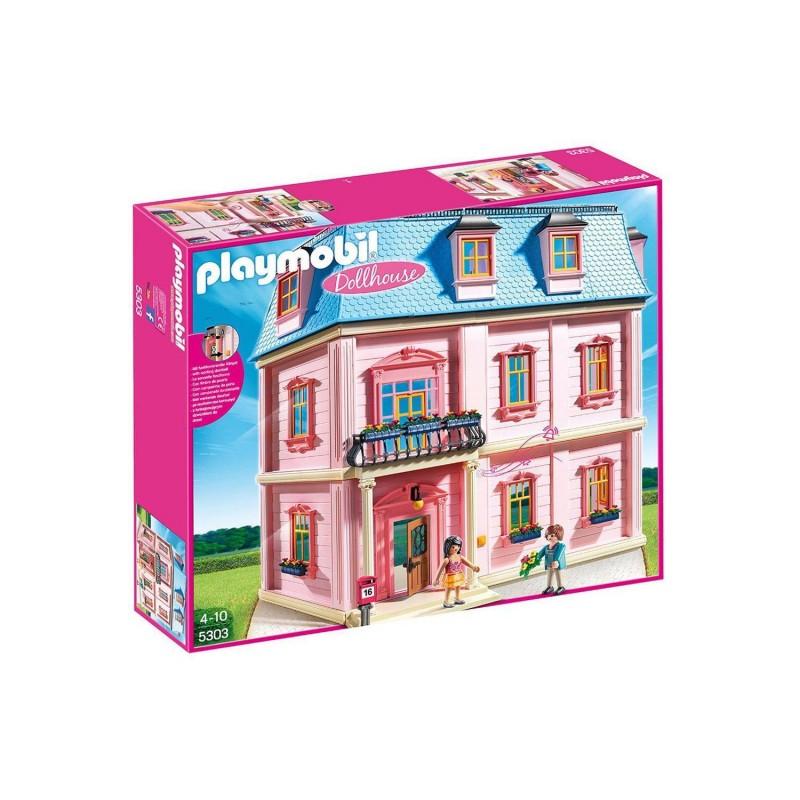 5303 Playmobil. Casa de Muñecas Romántica