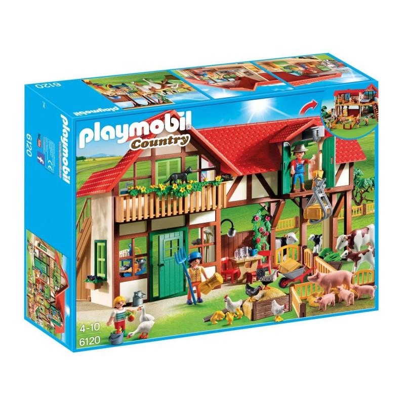 6120 Playmobil. Granja