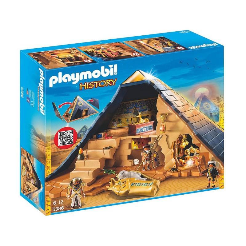 5386 Playmobil. Pirámide del Faraón