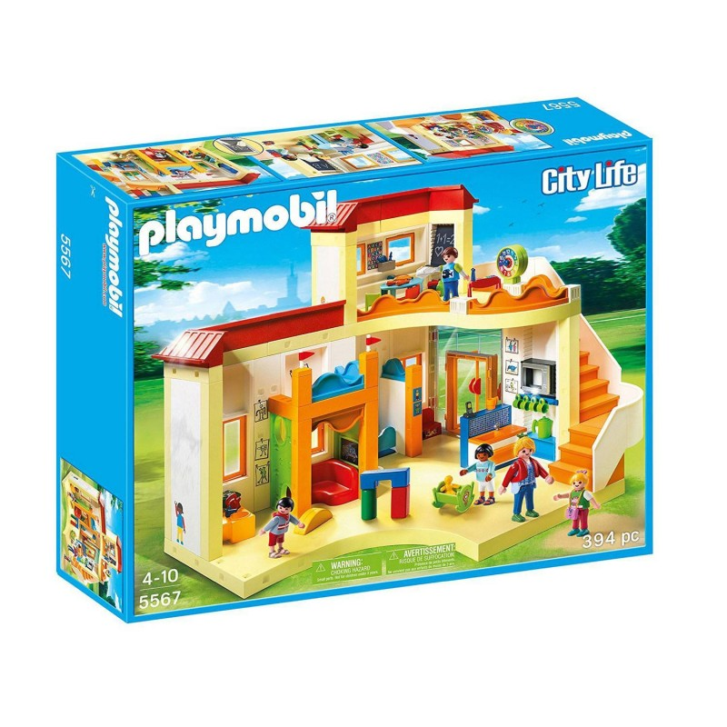 5567 Playmobil. Guardería