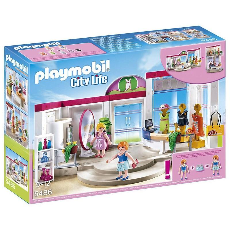5486 Playmobil. Tienda Centro Comercial