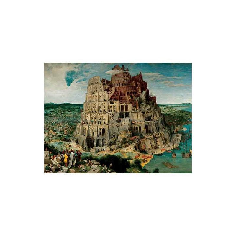 174232.Puzzle Ravensburger 5000piezas La torre de Babel,Brueghel