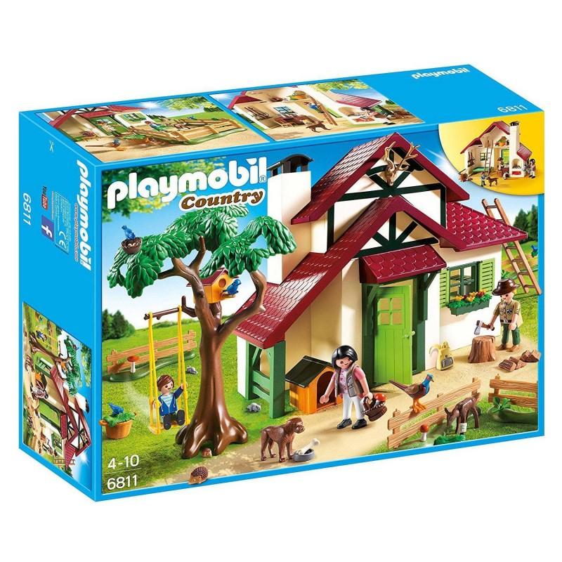 6311 Playmobil. Casa del Bosque