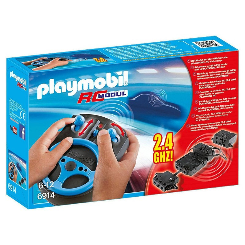 6914 Playmobil. Módulo RC Plus