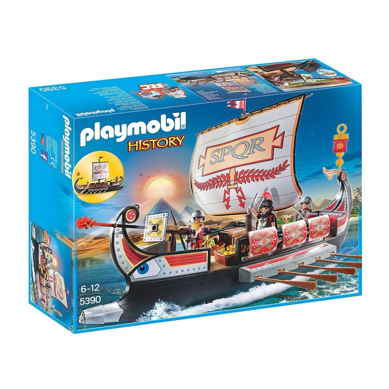 5390 Playmobil. Galera Romana