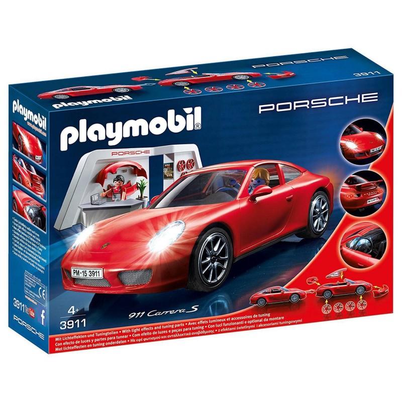 3911 Playmobil. Porsche 911 Carreras S