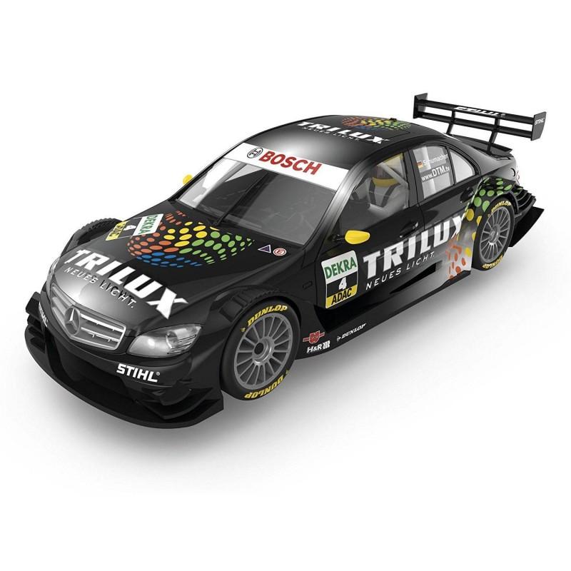 """A10142 Scalextric. Coche Slot Mercedes AMG C-Klasse """"Trilux"""""""