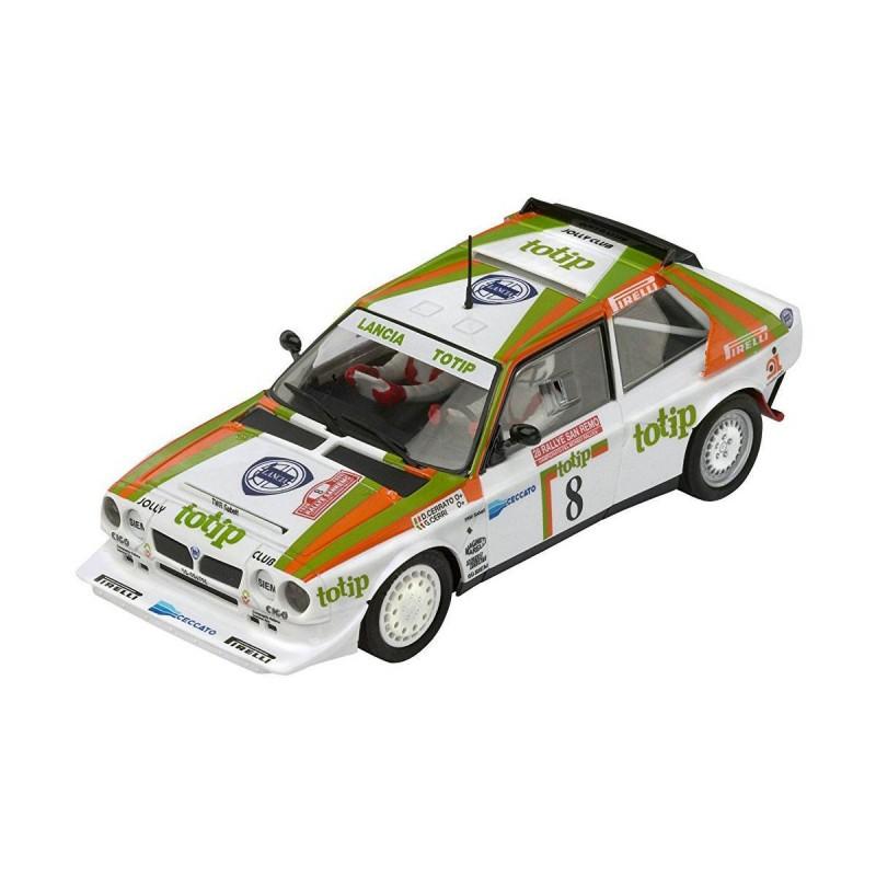 """A10153 Scalextric. Coche Slot Lancia Delta S4 """"Totip"""""""