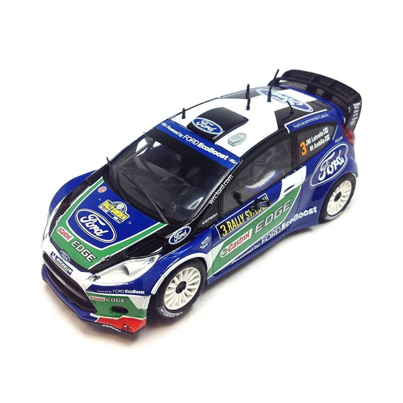A10092 Scalextric. Coche Slot Ford Fiesta RS WRC