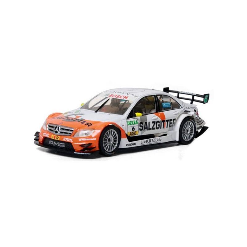 "A10104 Scalextric. Coche Slot Mercedes C-Klasse AMG ""Salzgitter"""