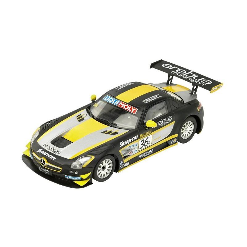 """A10154 Scalextric. Coche Slot Mercedes Benz SLS GT3 """"Erebus"""""""