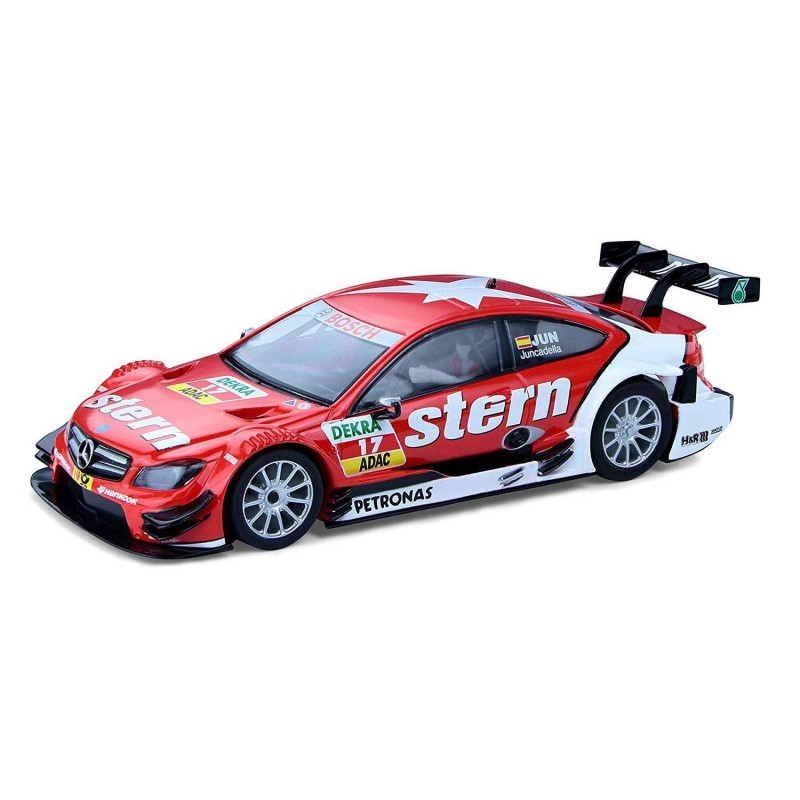 "A10137 Scalextric. Coche Slot Mercedes AMG C-Coupé ""Juncadella"""