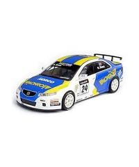 "6224 Scalextric. Coche Slot Honda Accord Euro R WTCC ""Monroe"""