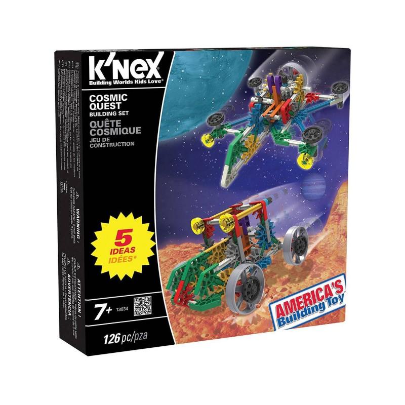 41111 Knex. Aventura Cósmica 126 Piezas