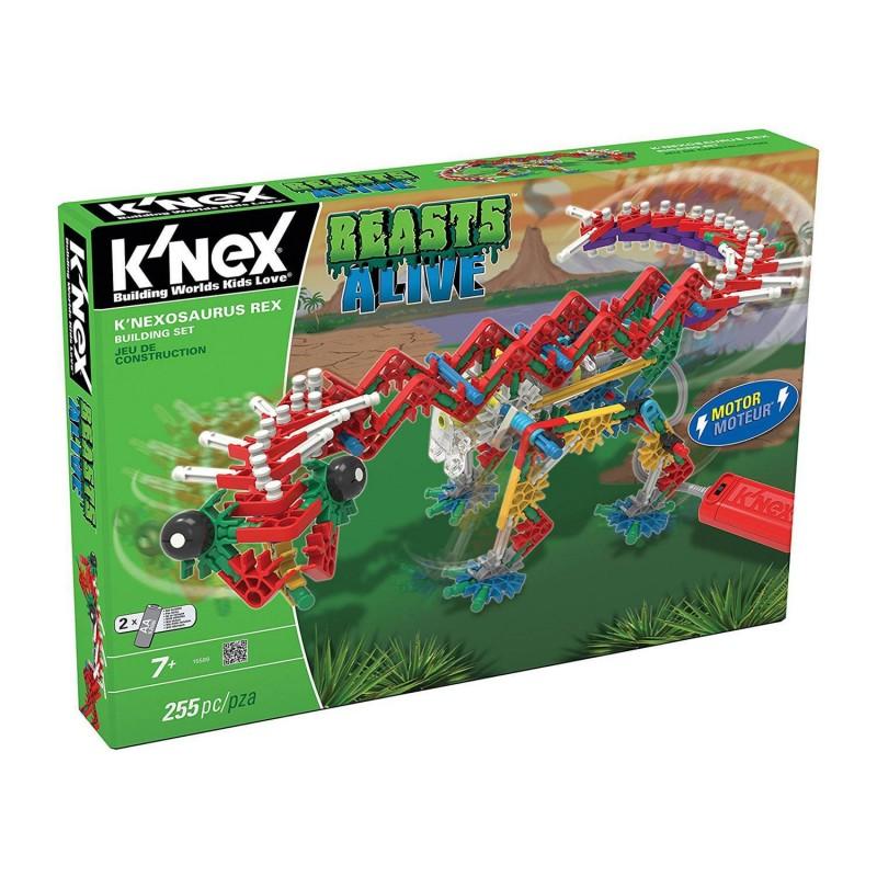 41134 Knex. K'nexosaurus Rex 255 Piezas