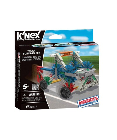 41120 Knex. Kit Camión 67 Piezas