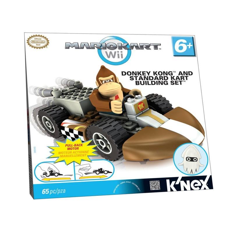 41039 Knex. Donkey Kong Kart 65 Piezas
