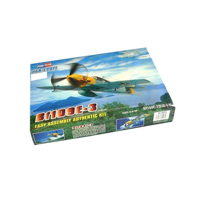 80253 Hobby Boss. 1/72 Bf109E-3 Fighter