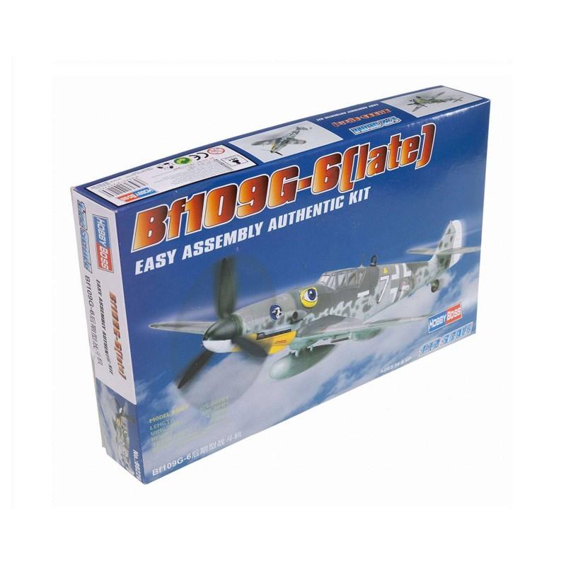 80226 Hobby Boss. 1/72 Bf109 G-6 (late)