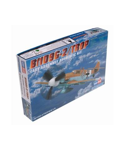 80224 Hobby Boss. 1/72 Bf109 G-2/ TROP