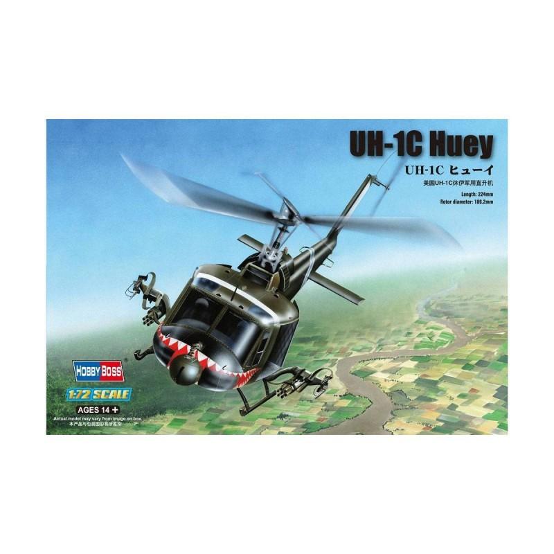 87229 Hobby Boss. 1/72 UH-1C Huey