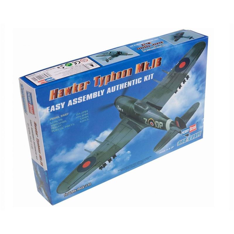 580232 Hobby Boss. 1/72 Hawker Typhoon Mk.IB