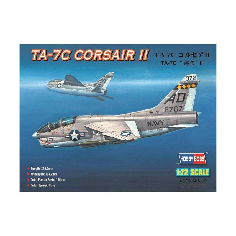 587209 Hobby Boss. 1/72 TA-7C CORSAIR II