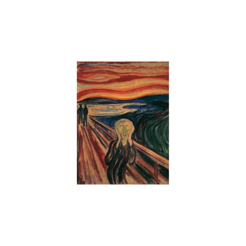 157587. Puzzle Ravensburger 1000 piezas Munch: El grito