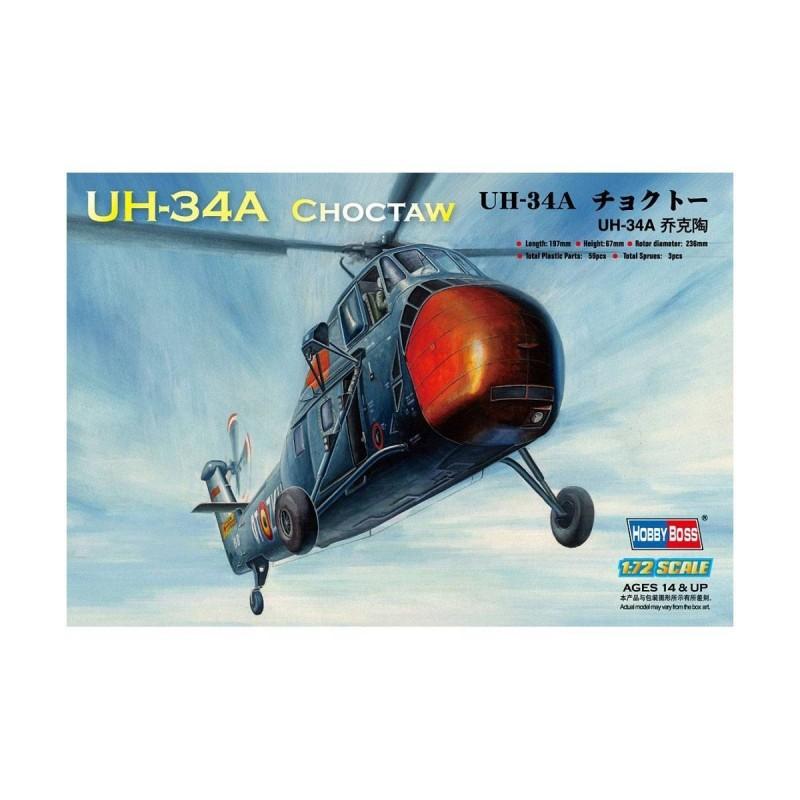 587215 Hobby Boss. 1/72 UH-34A Choctaw