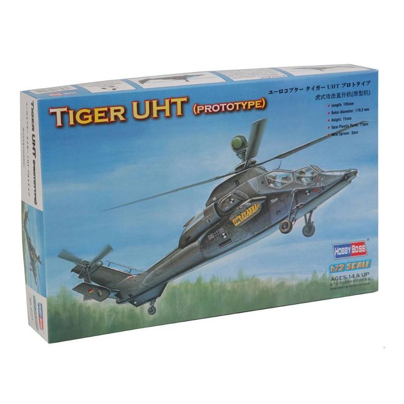 87211 Hobby Boss. 1/72 Tiger UHT (prototype)
